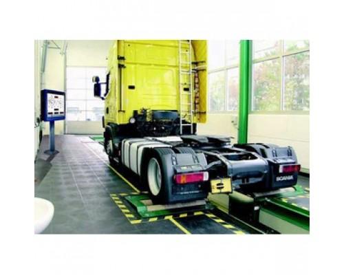 МАХА диагностическая линия для автомобилей до 3500 кг IW 2 LON 4WD