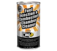 Очиститель инжекторов и камеры сгорания BG 201 (Fuel Injection & Combustion Chamber Cleaner)
