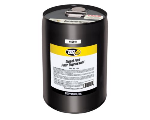 Добавка для понижения температуры замерзания дизельного топлива BG 2155 (BG Diesel Fuel Pour Depressant)