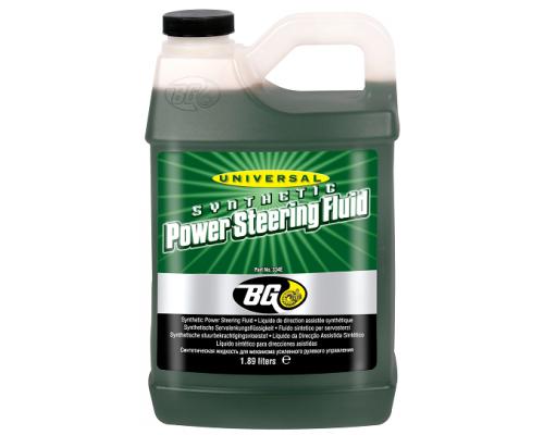 Жидкость для гидроусилителя руля BG 334 (BG Universal Synthetic Power Steering Fluid)