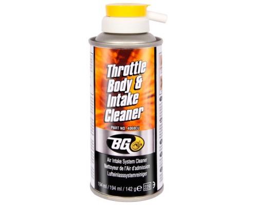 Аэрозольный очиститель системы воздухозабора BG 4068 (BG Throttle Body & Intake Cleaner)