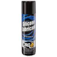 Аэрозольная силиконовая смазка, 377 мл. (12 шт/уп.) BG416