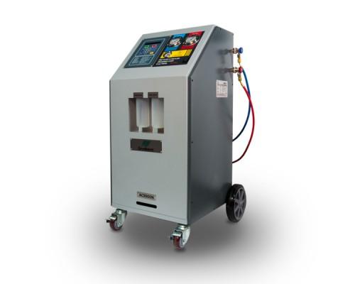 Установка для заправки кондиционеров GrunBaum AC3000N