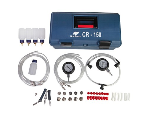 Набор для диагностики Common Rail GrunBaum CR-150