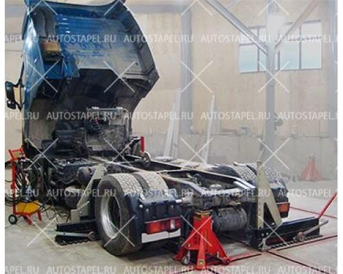 Комплекты оборудования для правки рам грузовых автомобилей NSFB