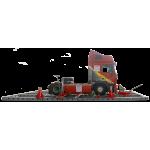 Стапели для грузовых авто