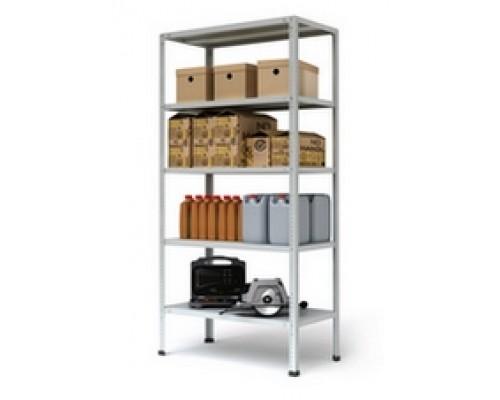 Стеллажи ПАКС-металл с нагрузкой до 750 кг