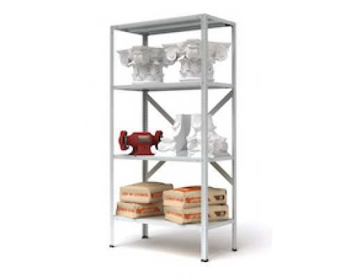 Стеллажи ПАКС-металл с нагрузкой до 900 кг