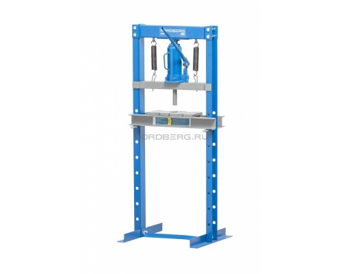 Пресс, силовое устройство - домкрат NORDBERG ECO N3612JL, усилие 12 тонн