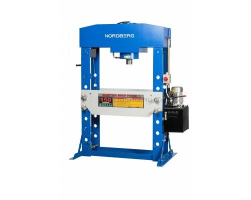 Пресс электрогидравлический NORDBERG N36150E, усилие 150 тонн