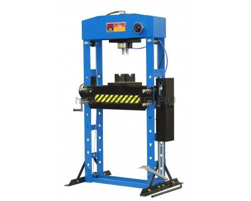 Пресс с ножным приводом NORDBERG N3650F, усилие 50 тонн
