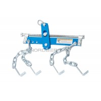 Насадка для гидравлического крана (траверса с резьбовым регулятором) NORDBERG N37S, г/п 680 кг