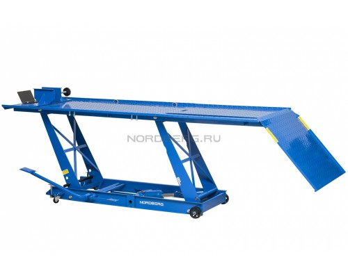 Подъемник для мотоциклов Nordberg N4M, г/п  450 кг