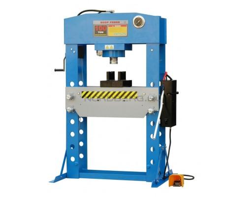Пресс с пневмоприводом NORDBERG N36100A, усилие 100 тонн