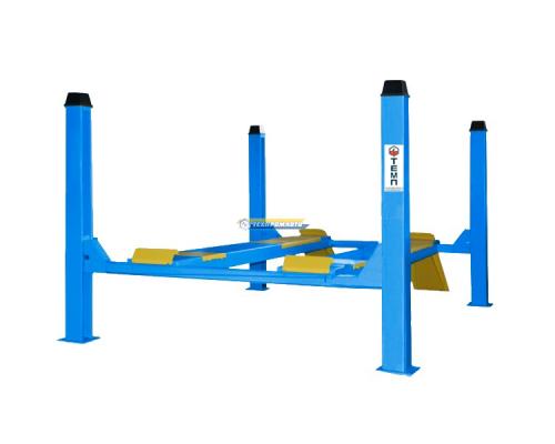 Подъемник четырехстоечный TFA5000-3D/380 (без траверсы), г/п 5 тонн