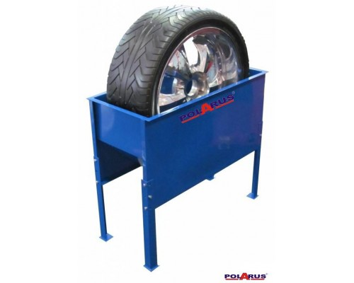 Ванна для проверки колес вертикальная (металлическая) Polarus MVV
