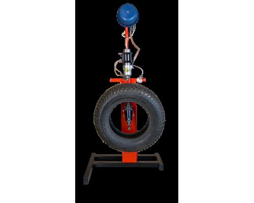 Электрический шиповальный полуавтомат Клест (штоковая головка)