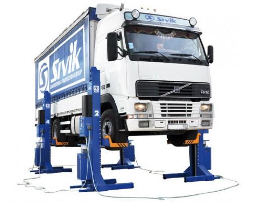 Подъемник гаражный передвижной ПГП-45000