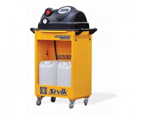 Установка для замены охлаждающей жидкости ANTIFREEZE CHANGER КС-121М