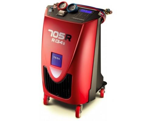 Установка для заправки автомобильных кондиционеров Texa Konfort 705R