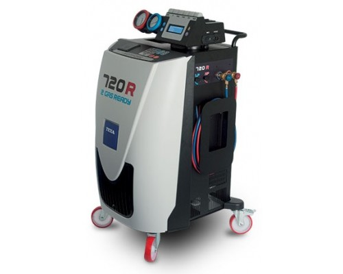 Установка для заправки автомобильных кондиционеров Texa Konfort 720R (R134a)