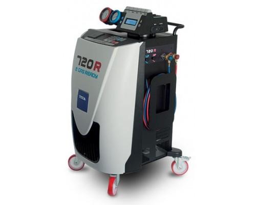 Установка для заправки автомобильных кондиционеров Texa Konfort 720R (R1234yf)