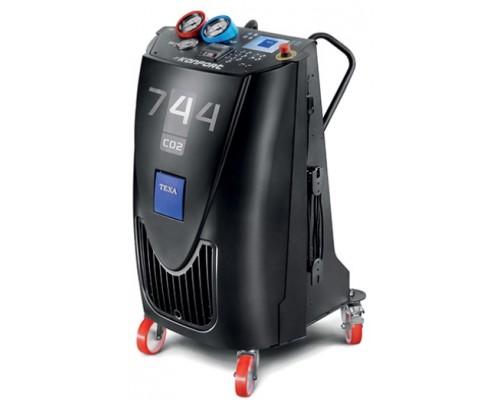 Установка для заправки автомобильных кондиционеров Texa Konfort 744 (CO2)