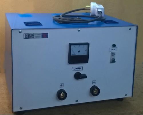 ЗУ-1К(12) Зарядное устройство (12В, для тяговые АКБ)