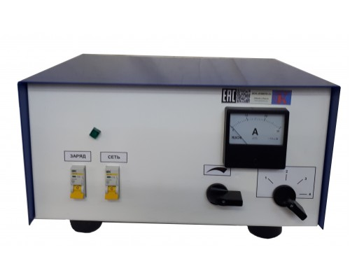 ЗУ-1 Универсальное зарядное устройство, источник питания (12, 24, 36, 48В)