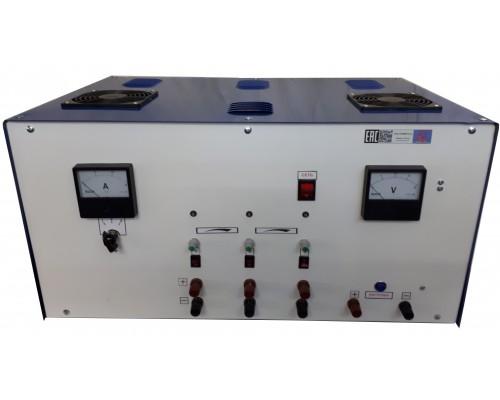 ЗУ-2-3А(50) Многофункциональное зарядное устройство (12В, 3 канала)